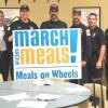 Community 'champions' deliver meals to homebound elderly