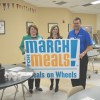 Volunteers from Texas Health Presbyterian Hospital Rockwall join the 'March for Meals' Campaign