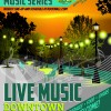 Downtown Rockwall's free music series continues Friday with Water Sign