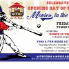 'Rookie of the Year' featured at Heath's New Movies in the Park