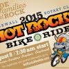 Early registration underway for Rotary's Hot Rocks Bike Ride