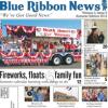 Blue Ribbon News Summer Print Edition Hits Mailboxes throughout Rockwall and Heath
