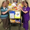 Lake Pointe Medical Center hosts cereal drive to feed kids breakfast