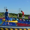 Families have a blast at Lakeshore Church's FreedomFest
