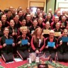 Rockwall-Heath Highsteppers, 55 members strong, excel at Line Camp