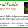 Pickles and peppers from Pumpkin Patch recipes are still available