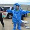 Volunteers learn to respond to hazardous materials in Rockwall
