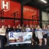 Chamber hosts ribbon cutting for CrossFit Heath