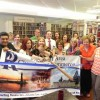 Roma's Books celebrates 25 years with Rockwall Chamber ribbon cutting