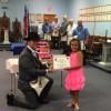 Rockwall's Addie Bryan honored at Masonic Lodge