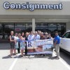 Rockwall Chamber hosts ribbon cutting for Main Street Consignment