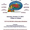Family fun at McLendon-Chisholm Country Fest Oct 17
