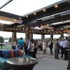 Hilton unveils new lakeside Pergola at Rockwall Chamber event
