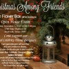 Open House at Flower Box: Local celebrities design floral arrangements for good cause