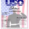 Amy Parks-Heath Elementary Starlight Singers to honor veterans at USO Show
