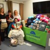 Eleven-year-old leads blanket drive to warm every Rockwall County Meals on Wheels client