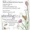 Gardening Tea Party benefiting Meals on Wheels March 18
