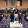 Rockwall ISD rises to top at State Middle School Wrestling Competition
