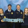 Royse City FFA members attend Texas FFA Convention in Dallas
