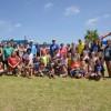 Texas Rangers Baseball Foundation and Hawaiian Falls honor families of fallen heroes