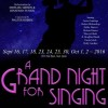 Rockwall Community Playhouse presents 'A Grand Night for Singing'