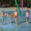 Toddlers enjoy a splashin' good time at Early Childhood PTA Round Up