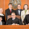 Mock trial provides fun, practical way for home school students to study law