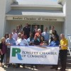 Rowlett Chamber welcomes Innovate Fast with ribbon cutting