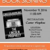 Rockwall CAC, Soroptimist to host luncheon and book signing Nov. 9