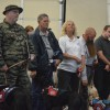 Veterans reunite with service dogs at Patriot PAWS graduation