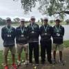 Powerhouse Heath Hawks Golf Team rolls to Winter Classic Wipeout Win