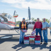 Rockwall pilots share the spirit of the season with children in Mexico
