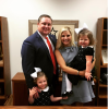 State Rep Justin Holland sworn in as first Texas House member from Rockwall County since 1915
