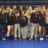 RHS varsity boys and girls wrestling teams compete in 6-A championships