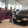 Toyota Raffle Drawing April 14