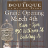 Rockwall County Helping Hands to host Boutique Grand Opening