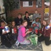 Cullins-Lake Pointe 5th graders collect items for veterans