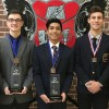 Three Rockwall-Heath DECA students to advance from state competition
