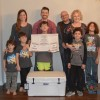 Local family raffles Yeti cooler to benefit boy who underwent brain surgery