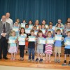 Stevenson Elementary students receive awards from Rockwall Kiwanis