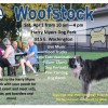 Free Woofstock event welcomes dogs and their owners to Harry Myers Park Saturday