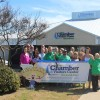 Chamber hosts ribbon cutting for Gringo Green Go Lawn Care