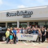 Ribbon cutting celebrates opening of Owens Interiors At Home showroom