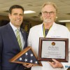 Local dentist aids veteran in need, receives John Ratcliffe Lone Star Award