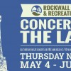 Rockwall's Concert by the Lake Series set to begin May 4