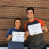 Rockwall Jacket Backers recognize Athletes of the Month