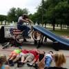 Bike Rodeo draws crowd, promotes bike safety