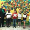 Nebbie Williams 5th graders finish strong in regional Stock Market contest