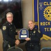 Rockwall County first responders honored at Rotary