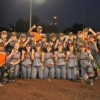 Rockwall Lady Jackets Softball Wins Area Playoff Championship